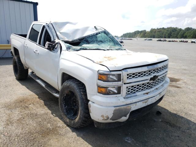 Salvage cars for sale from Copart Shreveport, LA: 2014 Chevrolet Silverado