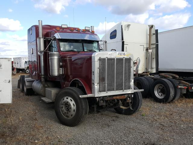 Peterbilt salvage cars for sale: 1999 Peterbilt 379