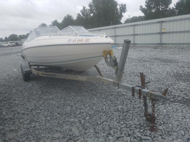 Stingray salvage cars for sale: 1993 Stingray Boat