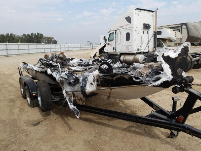 Salvage boats for sale at Fresno, CA auction: 1998 Other Custom