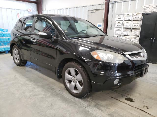photo ACURA RDX 2009