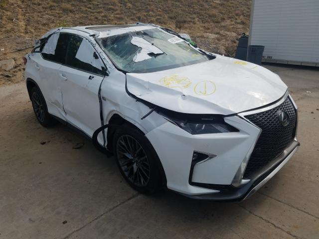 Vehiculos salvage en venta de Copart Littleton, CO: 2017 Lexus RX 350 Base