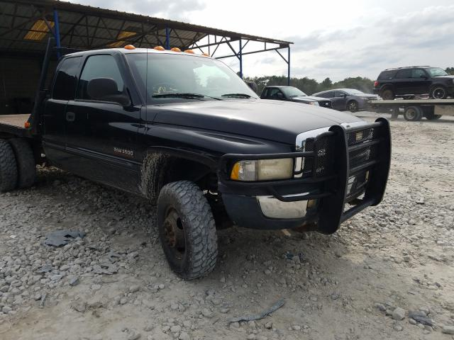 Dodge RAM 3500 salvage cars for sale: 1999 Dodge RAM 3500