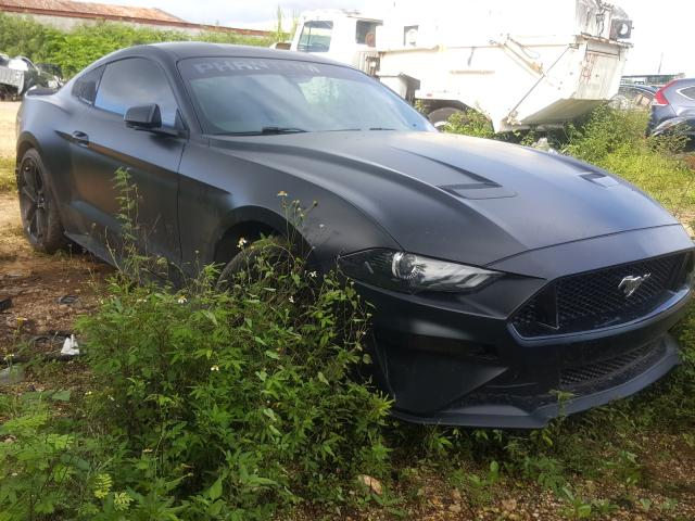 Salvage cars for sale from Copart Kapolei, HI: 2018 Ford Mustang GT