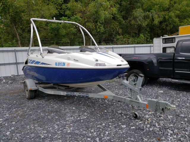 Salvage boats for sale at Grantville, PA auction: 2004 Seadoo 200 Speeds