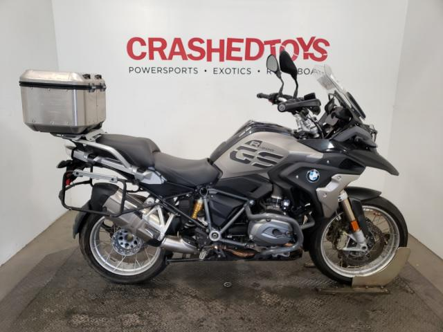 BMW R1200 GS salvage cars for sale: 2018 BMW R1200 GS