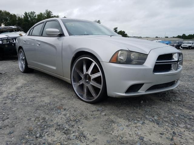 Salvage cars for sale from Copart Tifton, GA: 2012 Dodge Charger SE