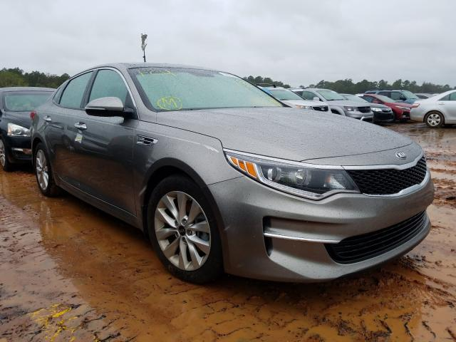 KIA salvage cars for sale: 2018 KIA Optima EX