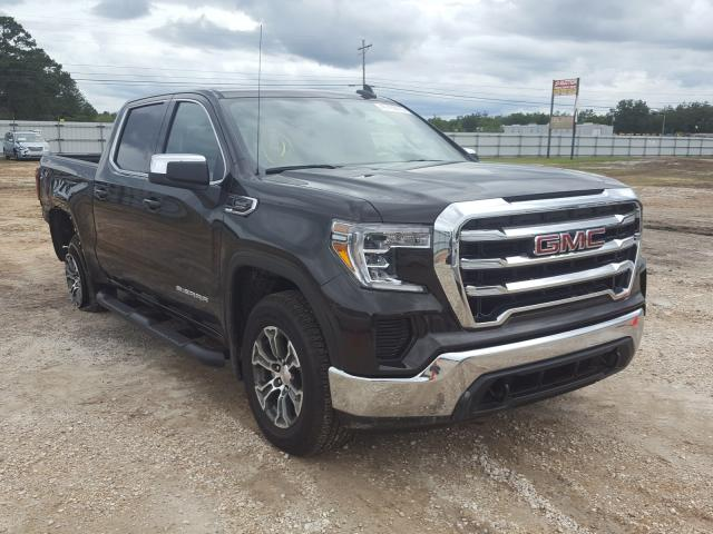 Salvage cars for sale from Copart Newton, AL: 2020 GMC Sierra K15