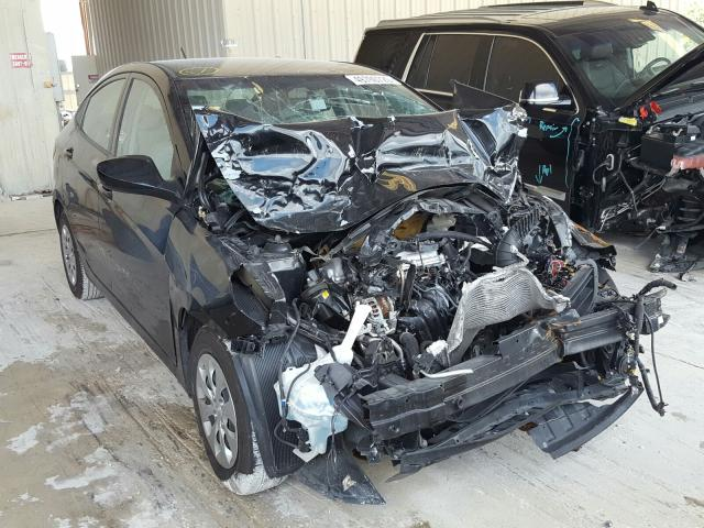 Salvage cars for sale from Copart Homestead, FL: 2017 Hyundai Accent SE