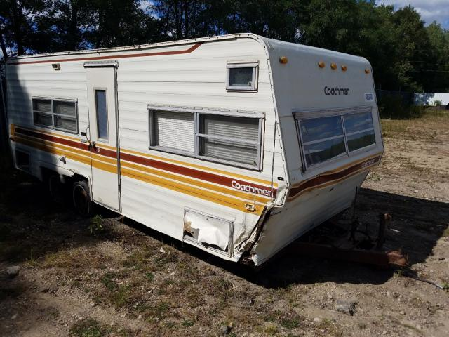 Salvage cars for sale from Copart Madison, WI: 1977 Coachmen Coachcraft