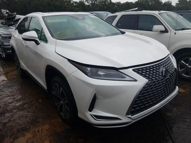 Salvage cars for sale from Copart Eight Mile, AL: 2020 Lexus RX 350