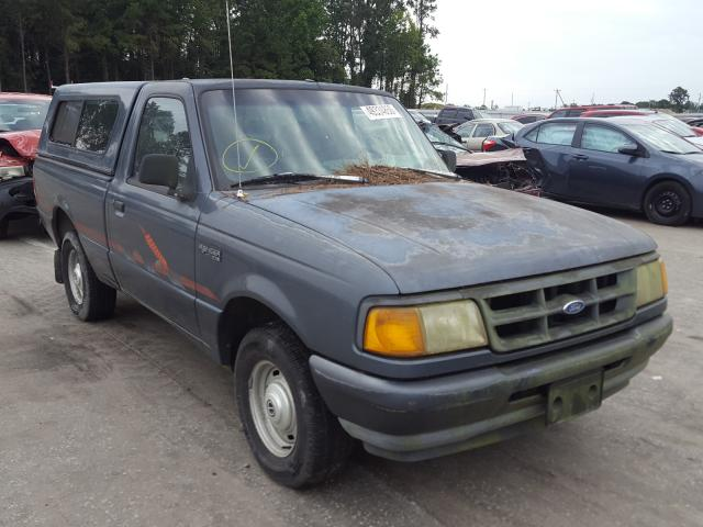 Salvage cars for sale from Copart Dunn, NC: 1994 Ford Ranger