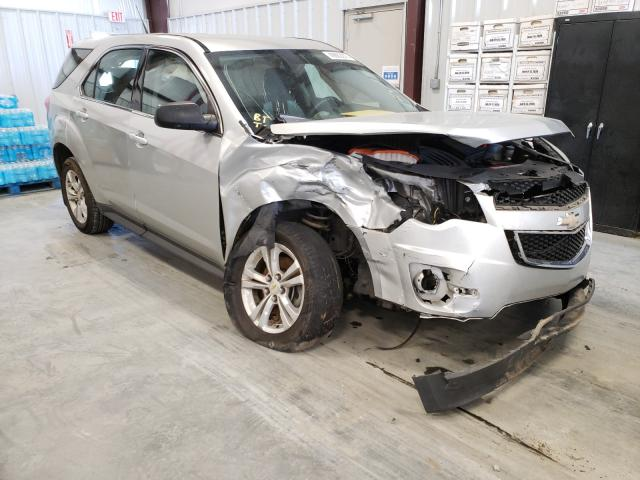 Chevrolet Equinox LS salvage cars for sale: 2011 Chevrolet Equinox LS