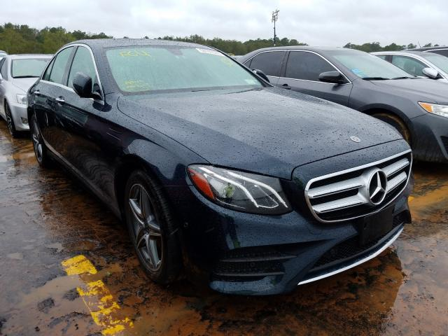 Salvage cars for sale from Copart Theodore, AL: 2018 Mercedes-Benz E 300 4matic