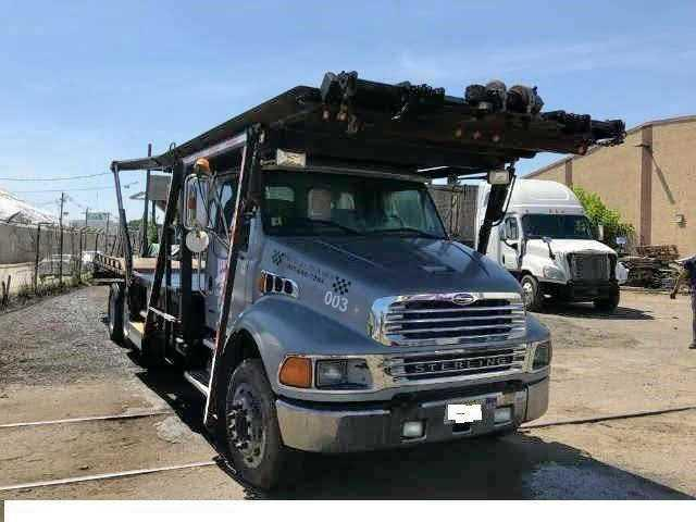 Sterling salvage cars for sale: 2002 Sterling M 7500