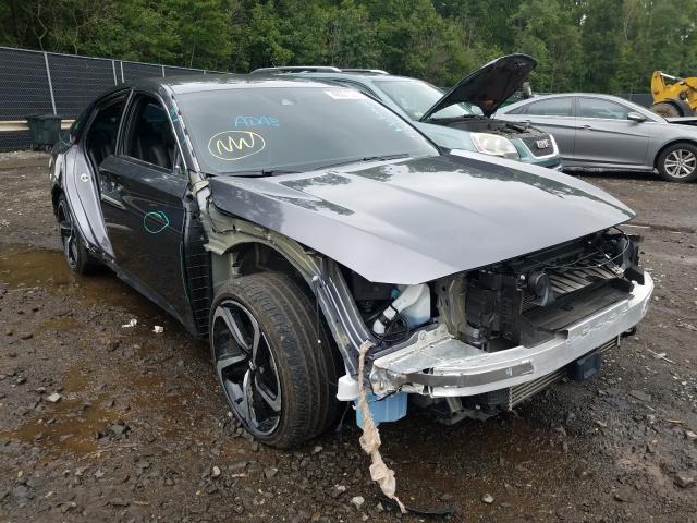 Vehiculos salvage en venta de Copart Waldorf, MD: 2019 Honda Accord Sport