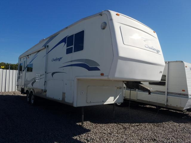 Chal salvage cars for sale: 2003 Chal 5th Wheel