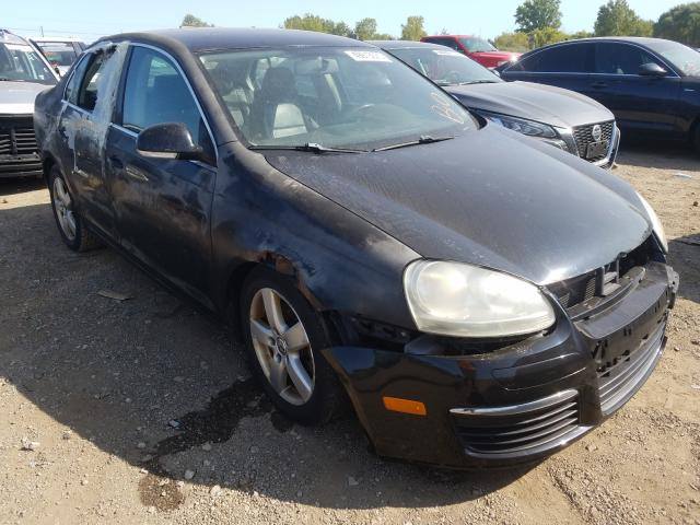 Salvage cars for sale from Copart Columbia Station, OH: 2009 Volkswagen Jetta SE