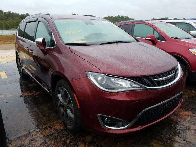 2017 Chrysler Pacifica L en venta en Eight Mile, AL