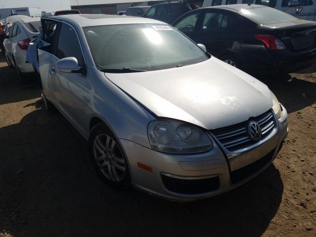 Volkswagen salvage cars for sale: 2007 Volkswagen Jetta Wolf