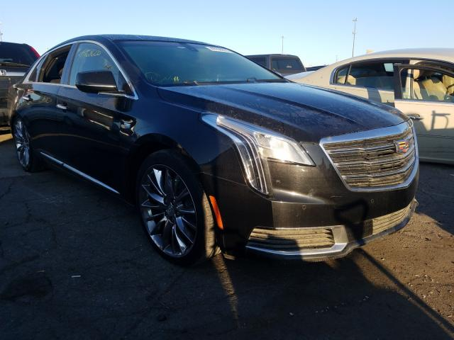 Cadillac XTS salvage cars for sale: 2018 Cadillac XTS