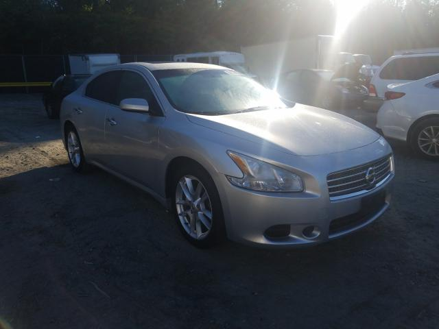 Nissan Maxima salvage cars for sale: 2009 Nissan Maxima