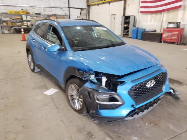 Salvage cars for sale from Copart Reno, NV: 2020 Hyundai Kona SEL