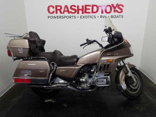 Honda GL1200 A salvage cars for sale: 1984 Honda GL1200 A