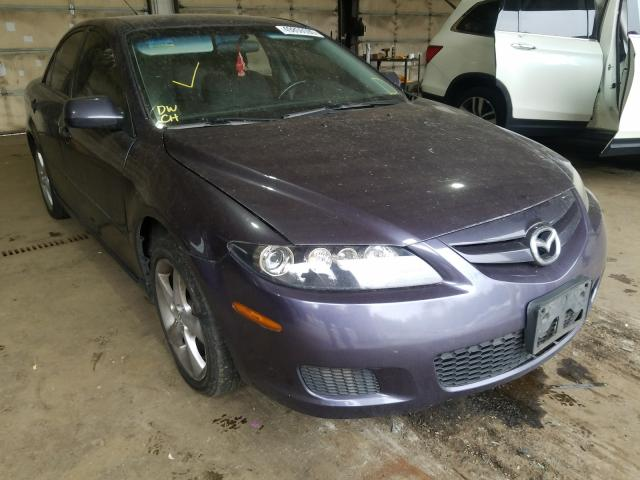 Mazda salvage cars for sale: 2007 Mazda 6 I