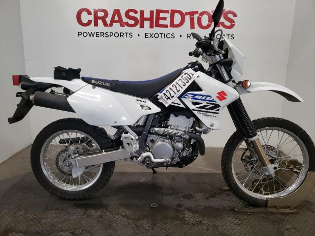 2019 Suzuki DR-Z400 S for sale in Sacramento, CA