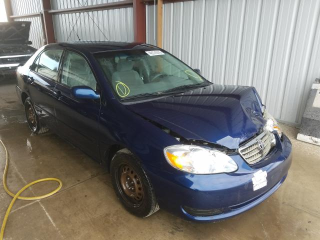 Salvage cars for sale from Copart Helena, MT: 2007 Toyota Corolla CE