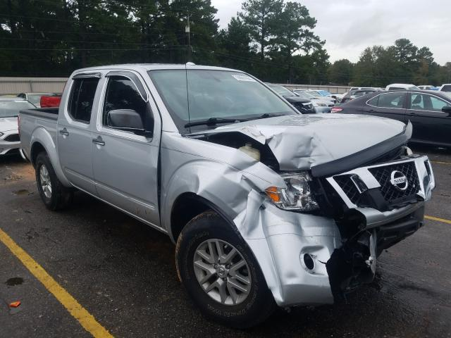 Salvage cars for sale from Copart Eight Mile, AL: 2016 Nissan Frontier S