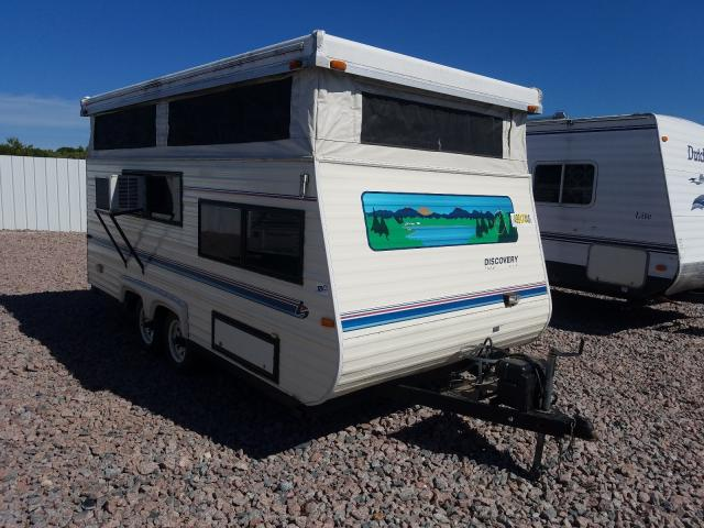 Sunline Vehiculos salvage en venta: 1994 Sunline Travel Trailer