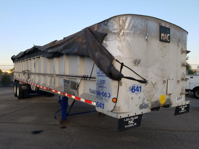 Mack Dump Trailer salvage cars for sale: 1998 Mack Dump Trailer