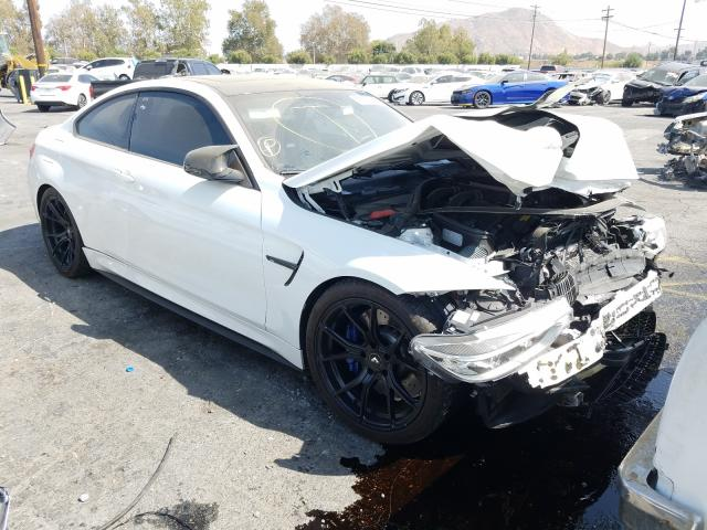 Salvage cars for sale from Copart Colton, CA: 2015 BMW M4