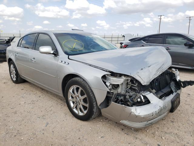 Salvage cars for sale from Copart Andrews, TX: 2007 Buick Lucerne CX