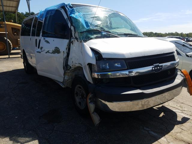 Chevrolet Express salvage cars for sale: 2007 Chevrolet Express