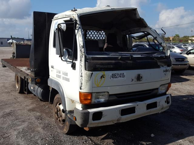 Nissan Diesel salvage cars for sale: 1998 Nissan Diesel UD1400
