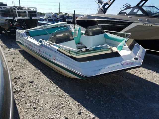 Hurricane salvage cars for sale: 1992 Hurricane Boat