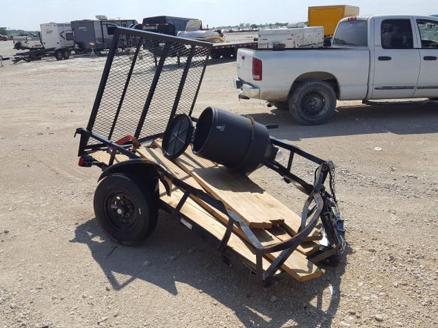 Homemade Trailer salvage cars for sale: 2021 Homemade Trailer