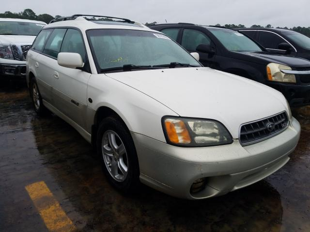 Subaru salvage cars for sale: 2004 Subaru Legacy Outback