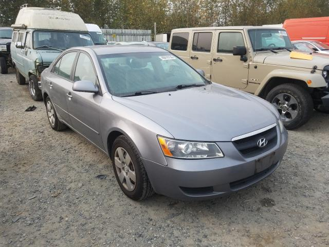 Salvage cars for sale from Copart Arlington, WA: 2007 Hyundai Sonata GLS