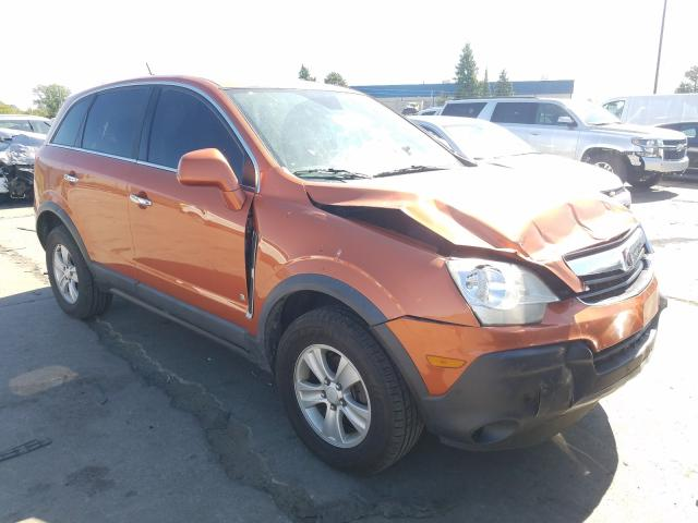 Saturn salvage cars for sale: 2008 Saturn Vue XE