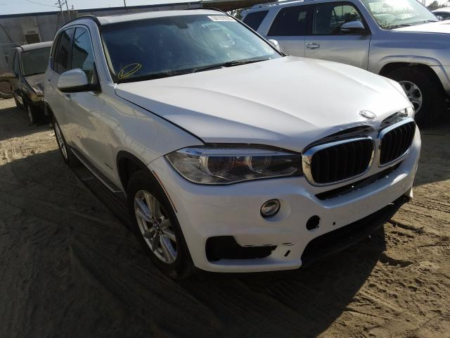 BMW X5 XDRIVE3 Vehiculos salvage en venta: 2015 BMW X5 XDRIVE3