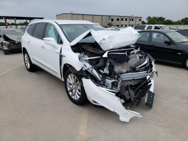 Salvage cars for sale from Copart Wilmer, TX: 2019 Buick Enclave ES