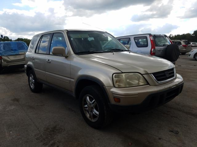 Honda CR-V salvage cars for sale: 2000 Honda CR-V