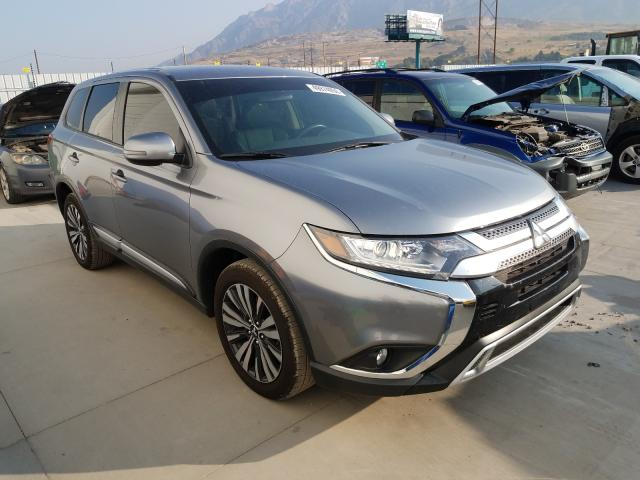 Salvage cars for sale from Copart Farr West, UT: 2019 Mitsubishi Outlander