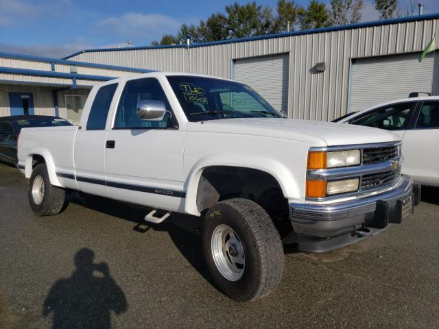 Chevrolet GMT-400 K1 salvage cars for sale: 1994 Chevrolet GMT-400 K1