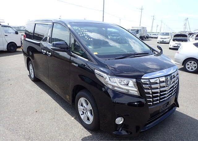 Toyota Van Deluxe